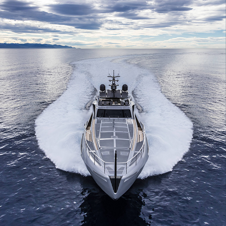 Pershing 140 Concept