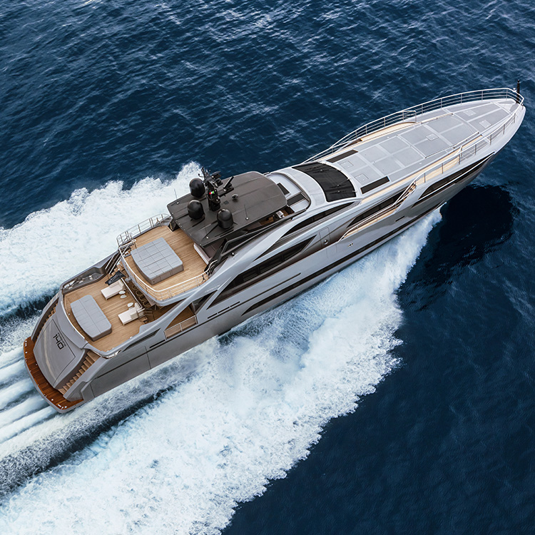 Pershing 140 Performance