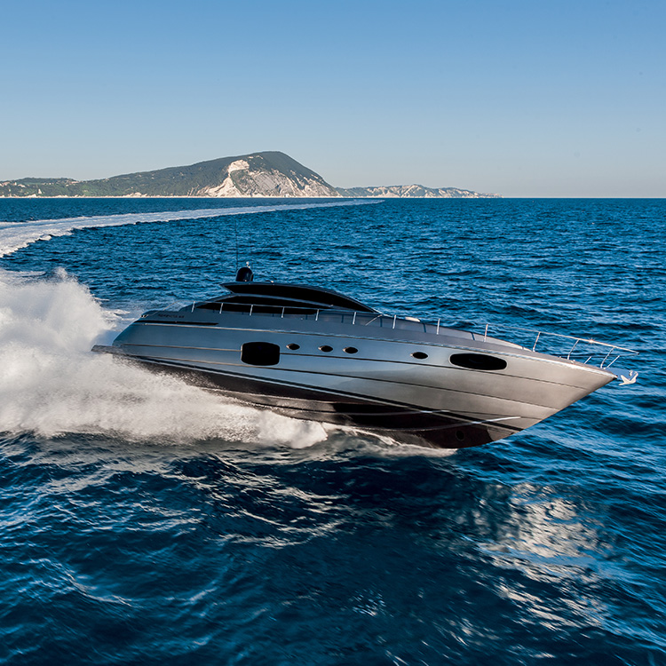 Pershing 62 Concept