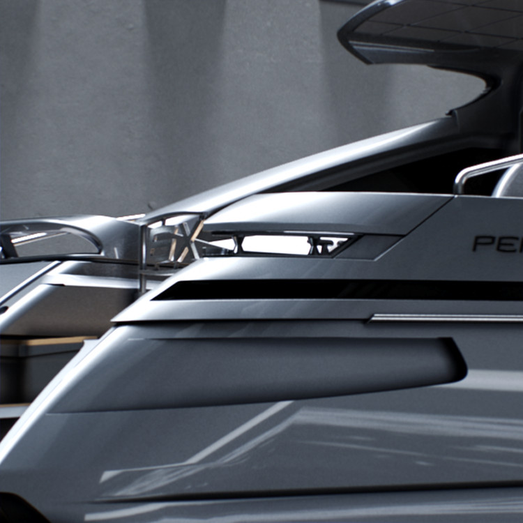 Pershing 7X Concept