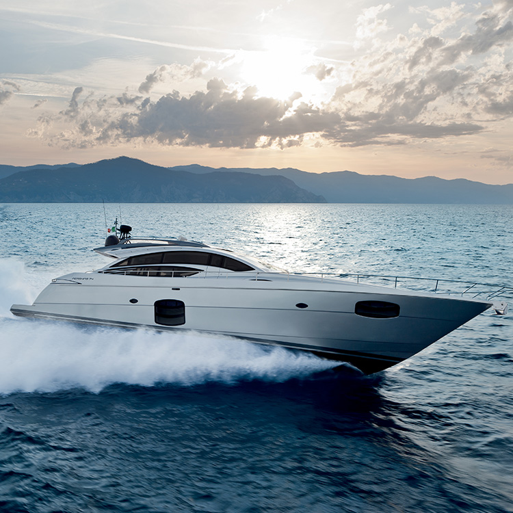 Pershing 74 Concept